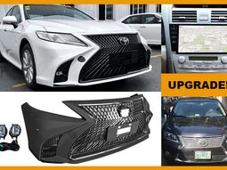 Upgrading your Toyota Camry in Nigeria? Take these notes!