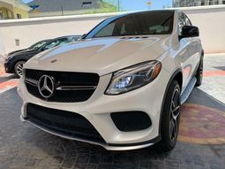 Foreign Used 2016 Mercedes-Benz GLE for sale