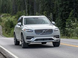 Find out why your new Volvo car will not go faster than 112 mph