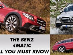This is why Mercedes-Benz 4Matic technology is perfect for Nigerian driving