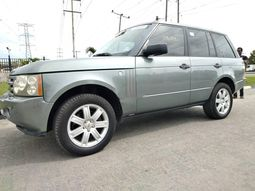 Foreign Used 2006 Other Land Rover Range Rover for sale in Lagos.