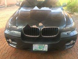 Nigeria Used BMW X6 2008 Model Gray