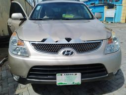 Foreign Hyundai Veracruz 2009 Model for sale