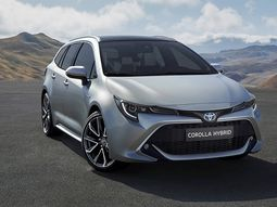 Corolla Wagon could return to the U.S with new trademark filing by Toyota