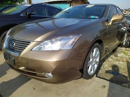 Foreign Used 2008 Lexus ES 350 for sale in Lagos.