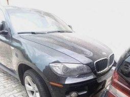 Nigeria Used BMW X6 2012 Model Black