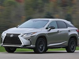 9 cool features of the Lexus RX 350 SUV that will make you want one!