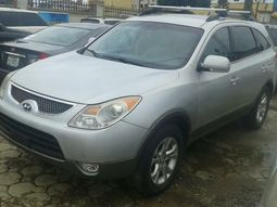 Tokunbo 2010 Hyundai Veracruz for sale