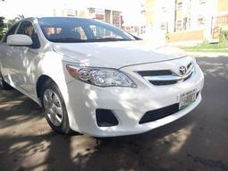 Direct Tokunbo 2009 corolla upgraded to 2013 for sale