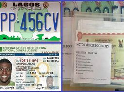 Lagos Govt issued 479,028 driver licenses and number plates in just 12 months