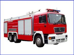 Shacman Trucks Nigeria adds 2 new fire truck models to its product range