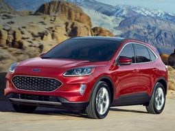 The EPA (combined) fuel economy of the 2020 Ford Escape will impress you