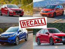 Honda issues recall for more than 1.4million cars due to faulty fuel pumps