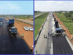 Check out the current progress on the Abuja-Kaduna-Zaria-Kano road project