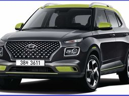 See the recently unveiled Hyundai Venue Flux crossover