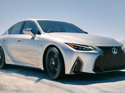 2021 Lexus IS arrives with new look, more tech, but same horsepower