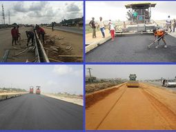 See the progress of Trans-West African Coastal Highway project in Lagos
