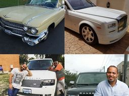 Check out Ramsey Nouah's net worth and his diverse tastes of cars