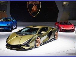 "Lamborghini says it will no longer participate in ""Big"" Motor shows"