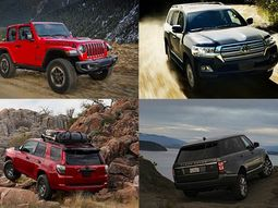 Top 5 cars that are best for surviving flood-prone areas