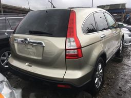 Honda CR-V 2008 ₦3,000,000 for sale