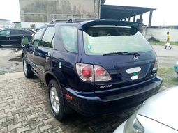 Foreign used 2003 lexus rx300