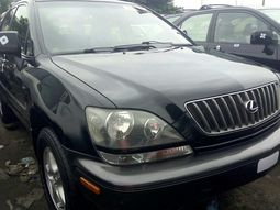 Foreign used 2001 lexus rx300