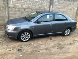 Toyota Avensis 2004 ₦1,800,000 for sale
