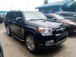 Foreign used 2011 Toyota 4runner