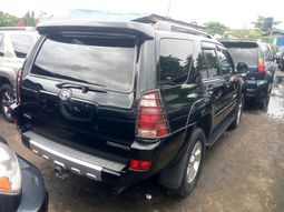 Very clean foreign used 2008 Toyota 4runner
