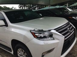 Lexus GX 2015 for sale at  ₦17,000,000