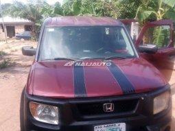 Red Honda Element 2005 (EX)