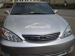 clear neat 2005 Toyota Camry