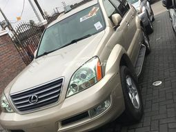 Clean Foreign Used 2008 Lexus GX470