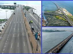 FG says it will be shutting down Lagos 3rd Mainland bridge for 6 months