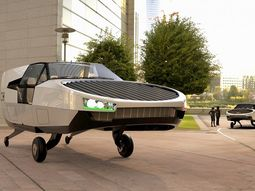Israeli company says its flying car