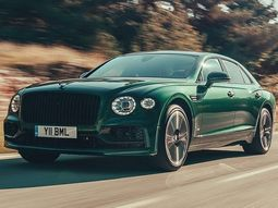 Bentley adds 4-seat option to the Flying Spur sedan to offer more luxury
