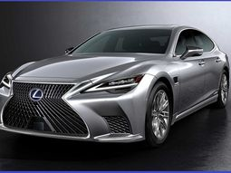 Unexpectable! 2021 Lexus LS 500 and 500h facelifted with fresh new looks and more tech