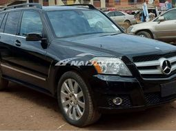Direct Tokunbo Mercedes Benz GLK 2012 model for sale