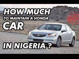 Is it expensive maintaining a Honda in Nigeria? Here are all the costs you must know!