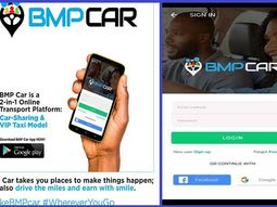 New tech company, BMP Car unveils 2-in-1 ride-hailing service in Nigeria
