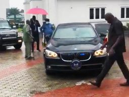 How Governor Wike rescued ex-NDDC Acting MD with his bulletproof car