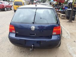 2004 Volkswagen Golf for sale
