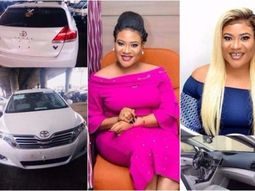 These 7 Nollywood stars drive Toyota Venza? Why?