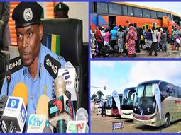 Luxury bus operators in Nigeria lament extortion by police on highways