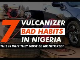 7 worst habits of Nigerian Vulcanizers that ruin your car tyres