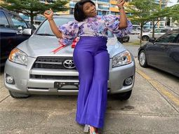 Ultimate Love Season 1 guest, Bolanle Babs receives SUV as a birthday gift
