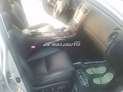 Tokunbo 2008  Lexus Is 250 Newly Arrived