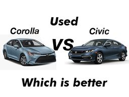 Buying a used Toyota Corolla or Honda Civic? Find out which one makes more sense in Nigeria