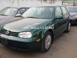 Clean Volkswagen golf4 for sale